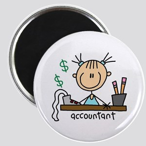 Professions Accountant Magnet