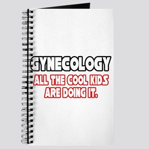 """Gynecology...Cool Kids"" Journal"