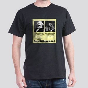 """Any Difference?"" Dark T-Shirt"