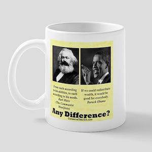 """""""Any Difference?"""" Mug"""
