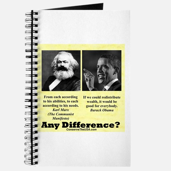 """Any Difference?"" Journal"