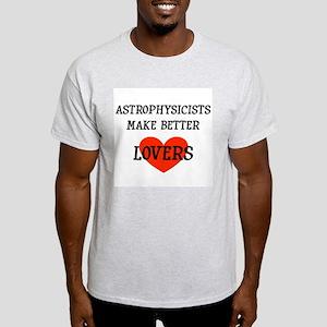 Astrophysicist Gift Light T-Shirt