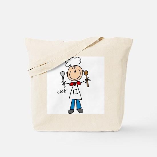 Professions Cook Tote Bag