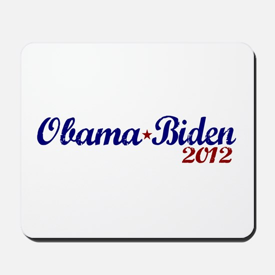 Obama Biden '12 Mousepad