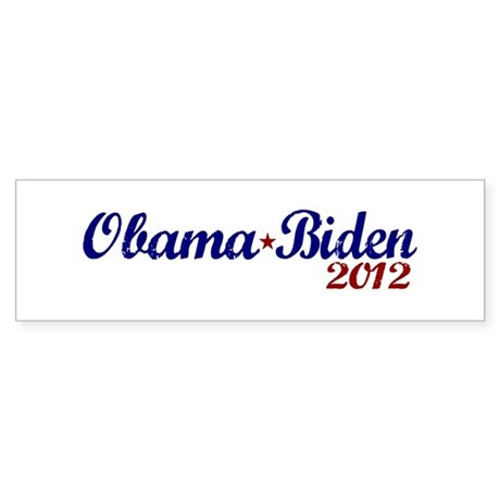 Obama Biden '12 Bumper Sticker (10 pk)