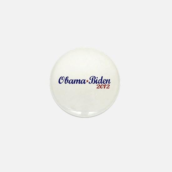 Obama Biden '12 Mini Button