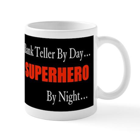 Bank Teller Gift Mug