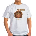 PapPap's Little Turkey Light T-Shirt