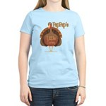 PapPap's Little Turkey Women's Light T-Shirt
