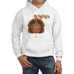 PapPap's Little Turkey Hooded Sweatshirt