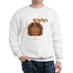 PapPap's Little Turkey Sweatshirt