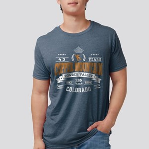 Copper Mtn Vintage Women's Dark T-Shirt