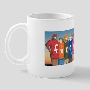 Furry4Life.org Mug