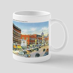 Concord New Hampshire Mug