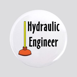 "Hydraulic Engineer Plunger 3.5"" Button"