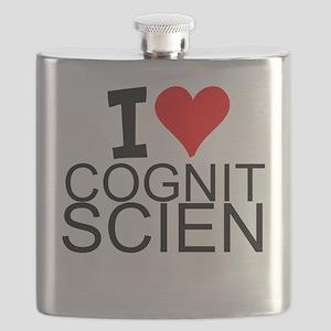 I Love Cognitive Science Flask