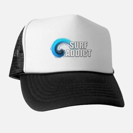 Surf Addict Trucker Hat