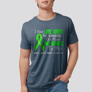 Muscular Dystrophy MeansWorld T-Shirt
