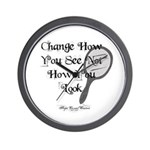 Change How You See Wall Clock