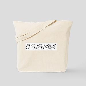 PUNOS Tote Bag