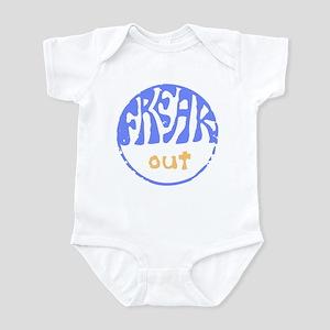 Freak Out Infant Creeper