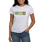 Eat Sleep Crash Cars Women's T-Shirt
