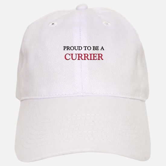 Proud to be a Currier Baseball Baseball Cap