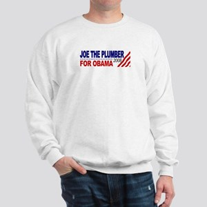 Joe the Plumber for Obama Sweatshirt