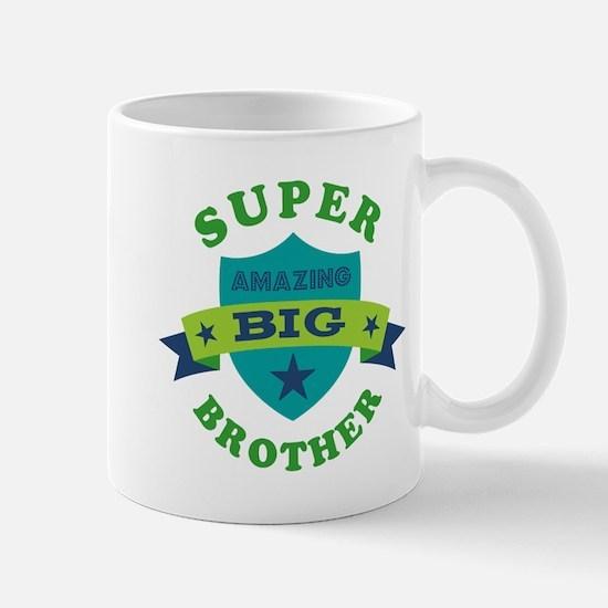 Super Amazing Big Brother Mug