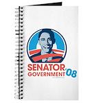 Obama is Senator Government Journal