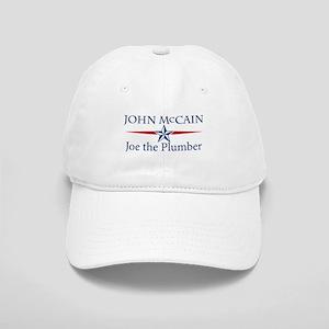McCain & Joe the Plumber Cap