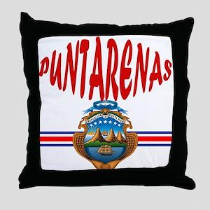 Puntarenas Throw Pillow