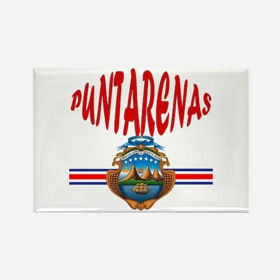 Puntarenas Rectangle Magnet