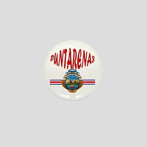 Puntarenas Mini Button