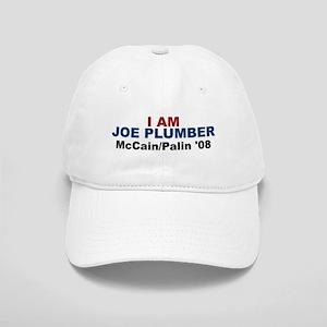 I am Joe Plumber Cap