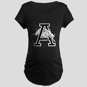 Razorback A Maternity T-Shirt