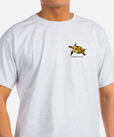 Sea Turtle (pocket) T-Shirt