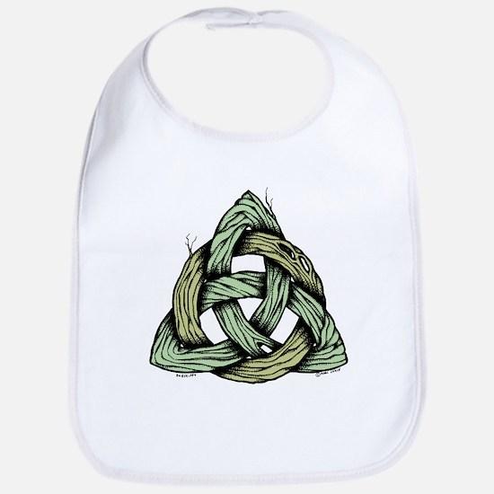 Celtic Trinity Knot Bib
