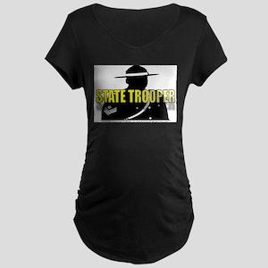 TROOPER Maternity Dark T-Shirt