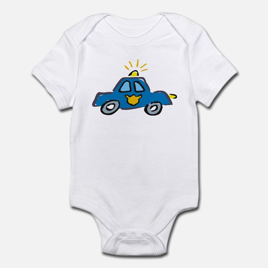 MY DADDY ARRESTED YOUR DADDY. Infant Bodysuit