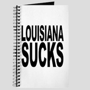 Louisiana Sucks Journal