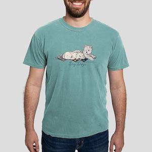 WestHighland White Terrier Da T-Shirt