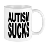 Autism Sucks Mug