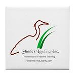 Shades Landing Inc. Tile Coaster