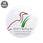 "Shades Landing Inc. 3.5"" Button (10 pack)"