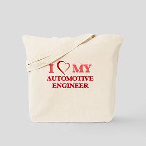 I love my Automotive Engineer Tote Bag