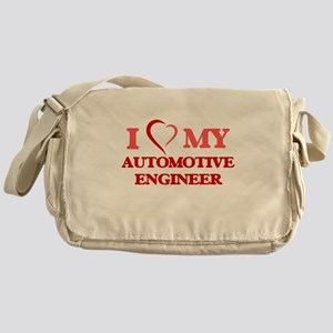 I love my Automotive Engineer Messenger Bag