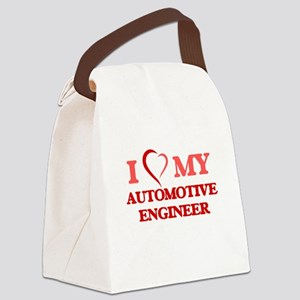 I love my Automotive Engineer Canvas Lunch Bag