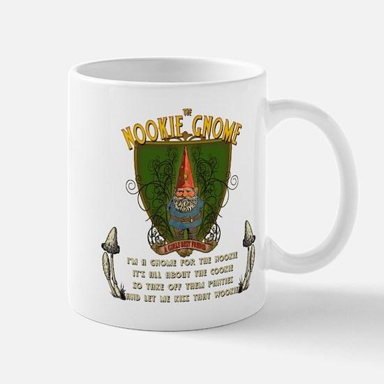 THE NOOKIE GNOME Mug