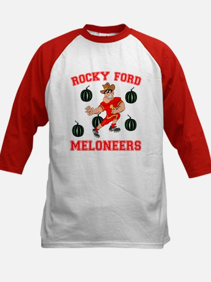 Rocky Ford Meloneers Kids Baseball Jersey